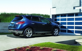valuation nissan murano 2013 guide auto. Black Bedroom Furniture Sets. Home Design Ideas