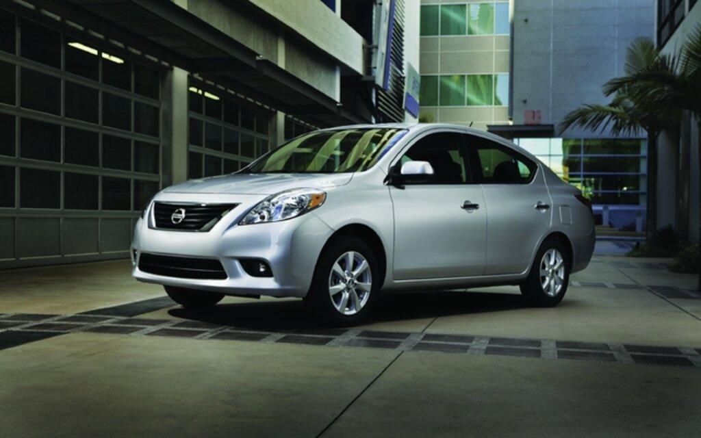 Nissan Versa. All Photos