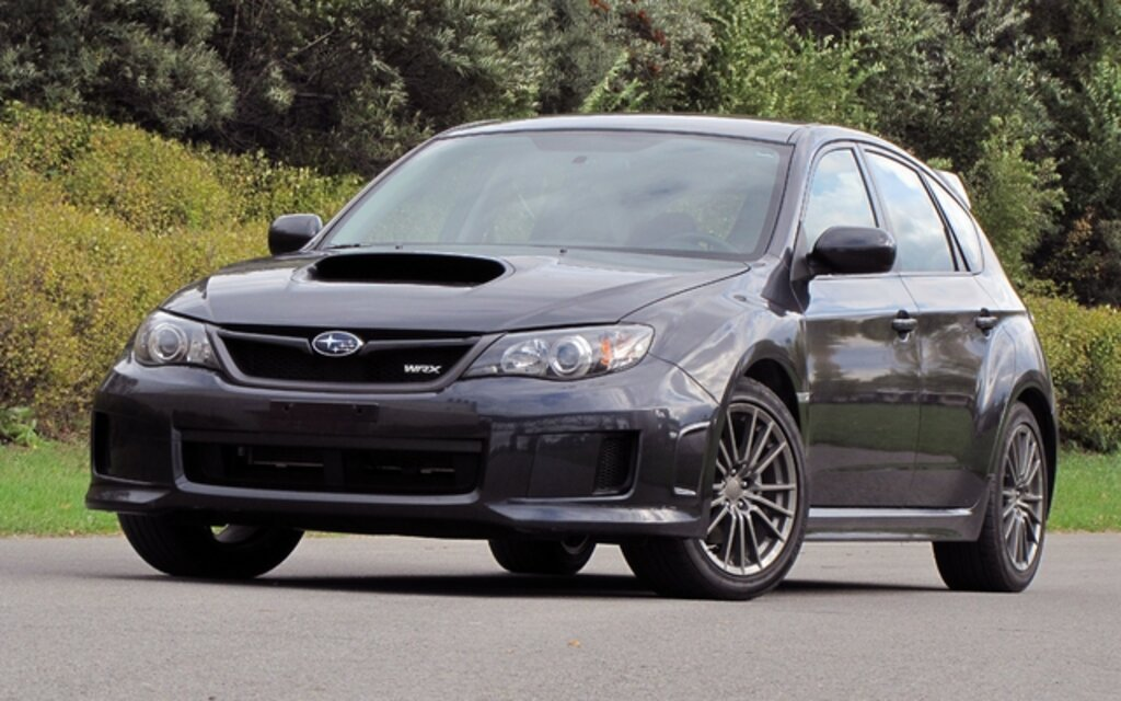 2013 Subaru Wrx 5 Door Specifications The Car Guide