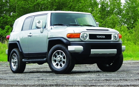 2013 Toyota FJ Cruiser   Price, Engine, Full Technical Specifications   The  Car Guide / Motoring TV