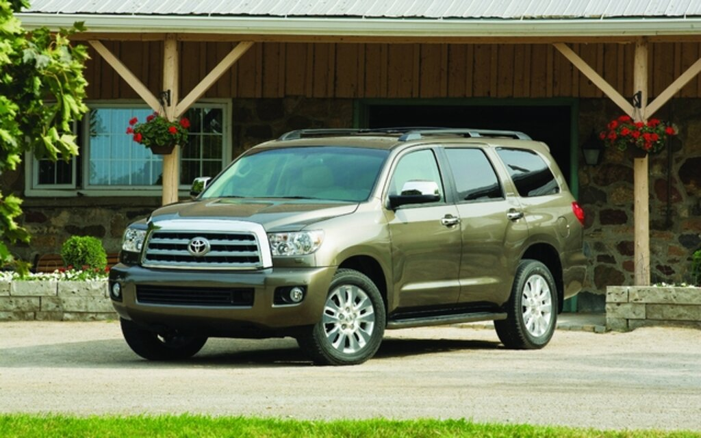 2013 toyota sequoia news reviews picture galleries and. Black Bedroom Furniture Sets. Home Design Ideas