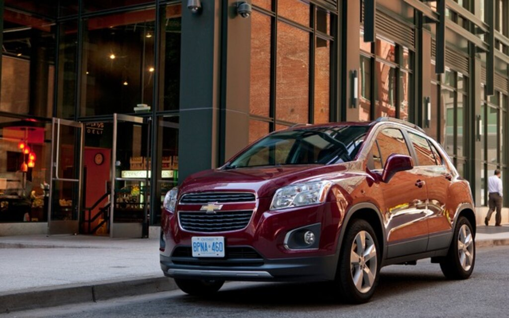 2013 chevrolet trax ls specifications the car guide chevrolet trax all photos sciox Image collections