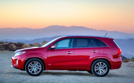 2014 Kia Sorento LX   Price, Engine, Full Technical Specifications   The  Car Guide / Motoring TV