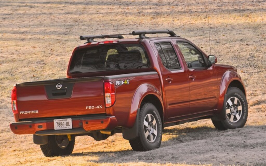Nissan Frontier. All Photos