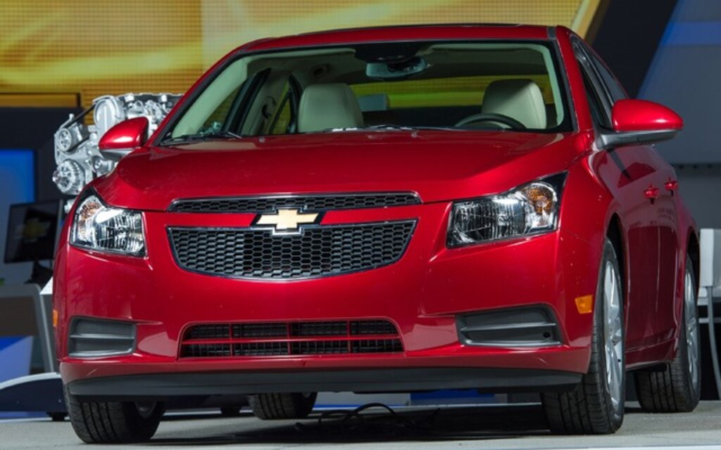 Chevrolet Cruze. All Photos. Price $17,845 U2013 $26,995