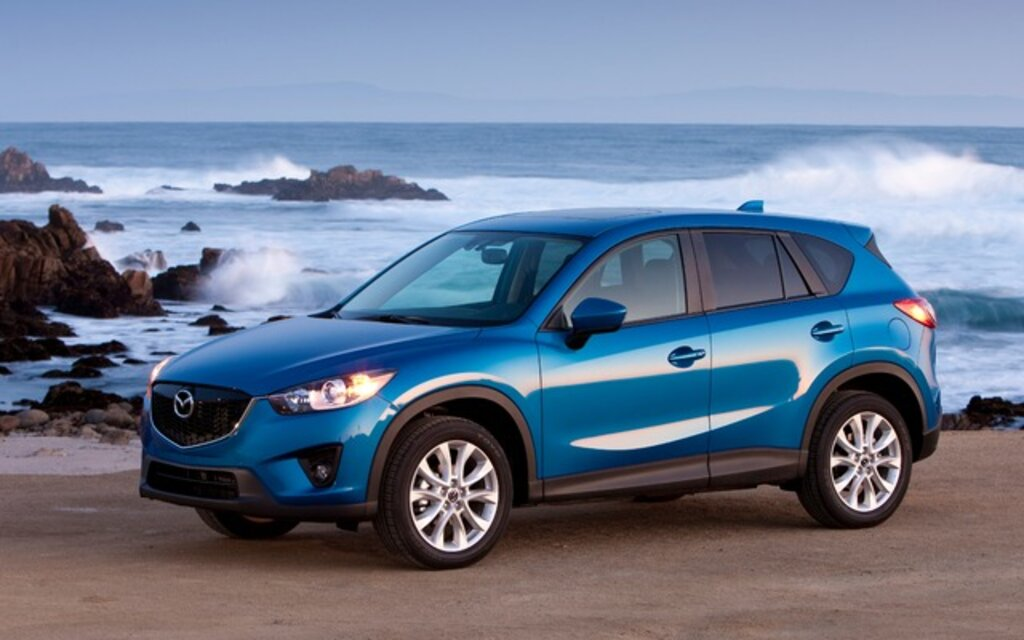 2014 Mazda Cx 5 News Reviews Picture Galleries And Videos The
