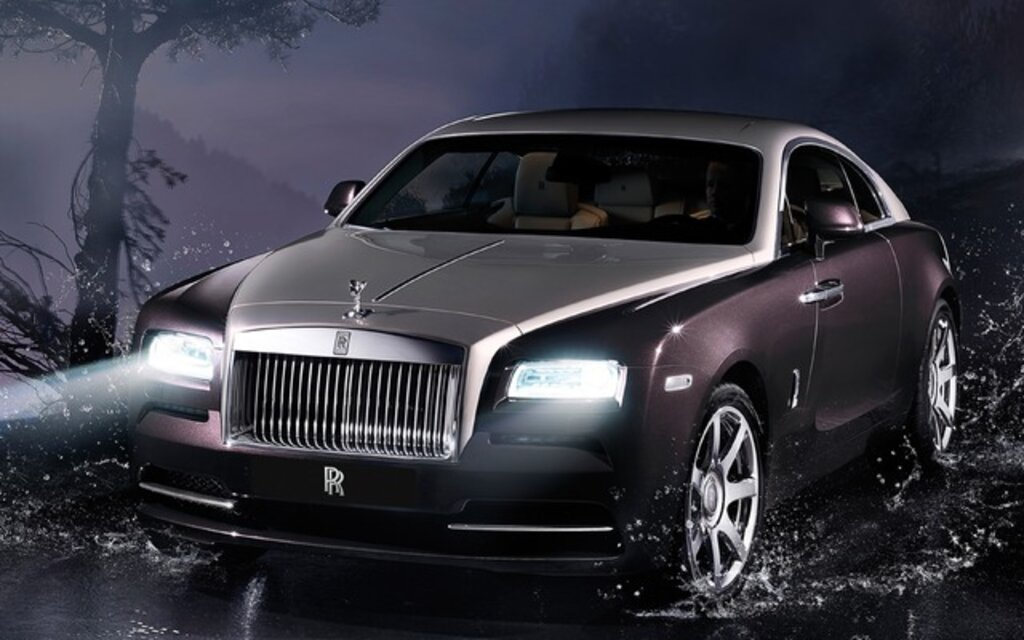 2014 rolls-royce wraith base specifications - the car guide