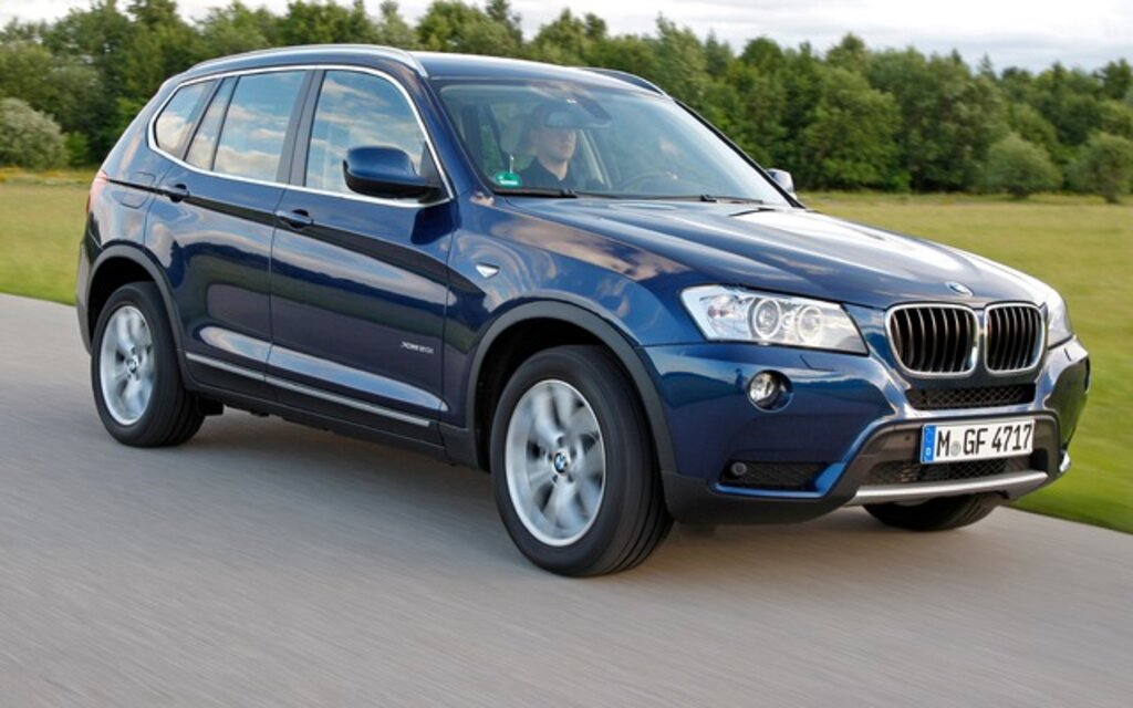 BMW X XDrive I Specifications The Car Guide - 2014 bmw x3 35i
