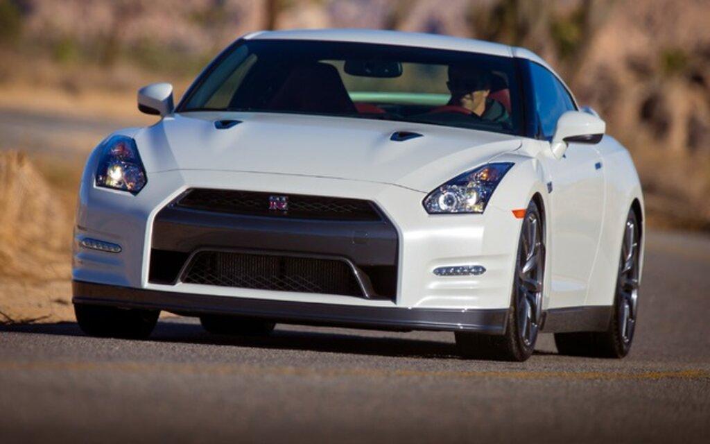 Nissan GT R. All Photos