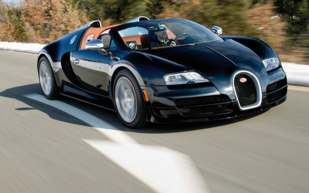 Price of bugatti veyron 2015