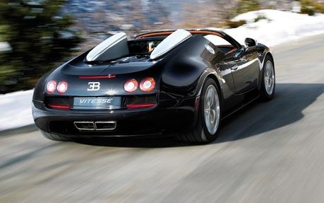 2014 Bugatti Veyron Grand Sport - Price, engine, full technical ...