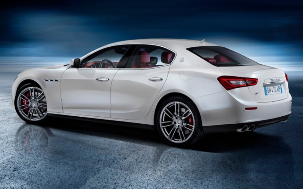 2014 maserati ghibli s q4 specifications - the car guide