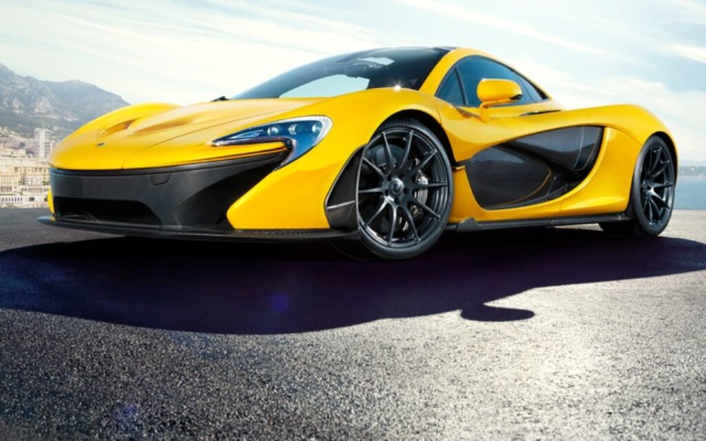 2014 McLaren P1 Coupe Specifications - The Car Guide