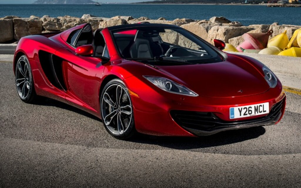 McLaren 12C 2014