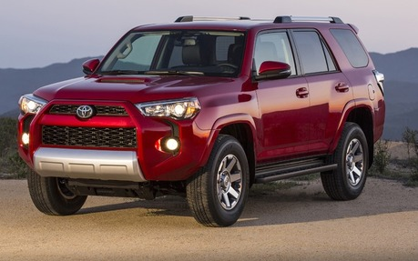 2014 Toyota 4Runner Upgrade Package   Price, Engine, Full Technical  Specifications   The Car Guide / Motoring TV