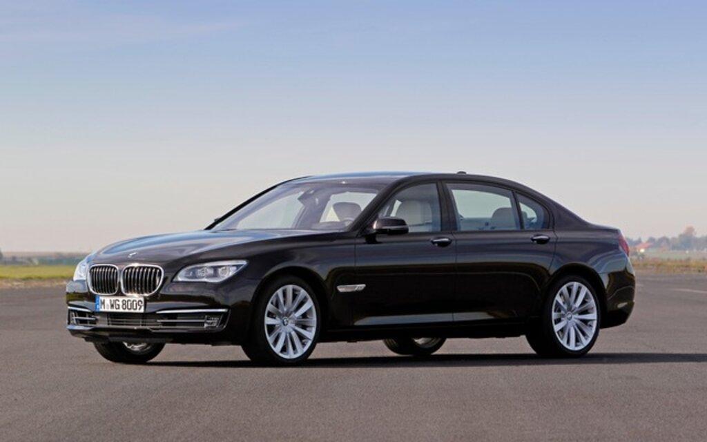 BMW 7 Series All Photos