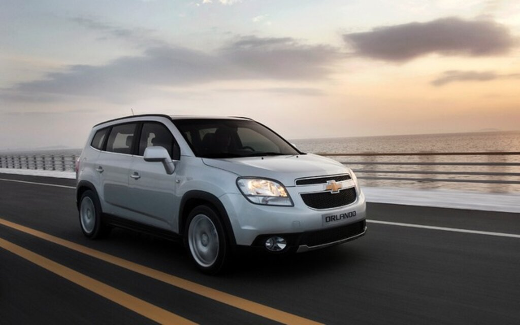 2014 Chevrolet Orlando Ltz Specifications The Car Guide