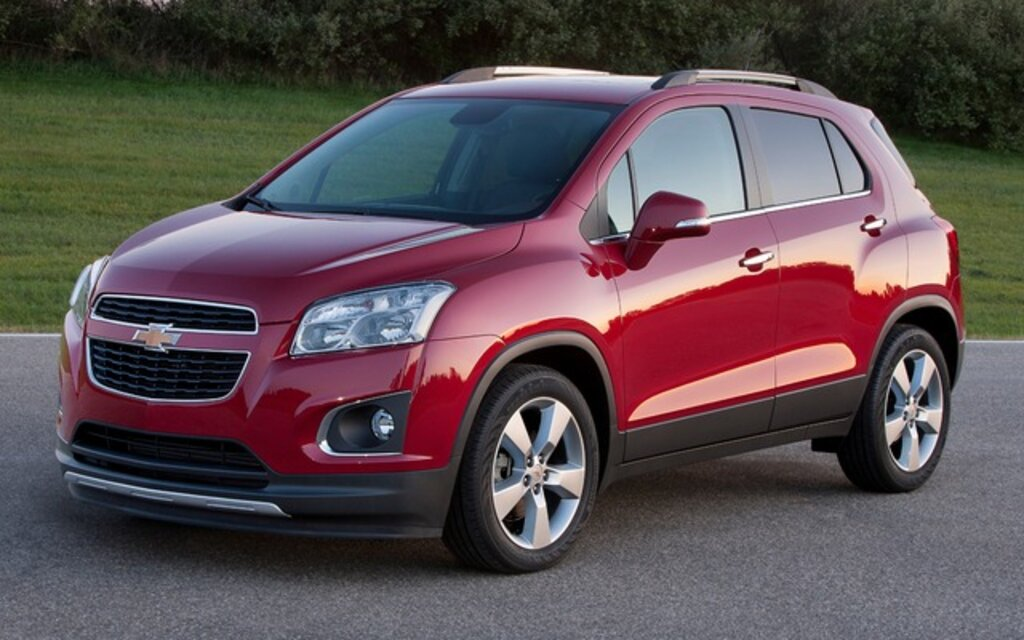 spécifications chevrolet trax ls 2014 - guide auto
