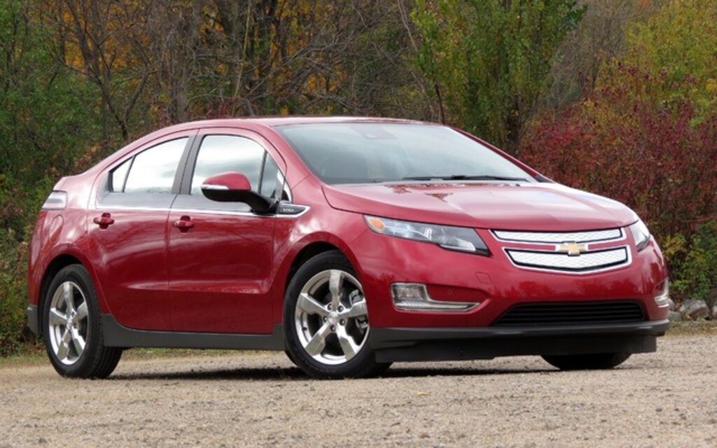 2014 Chevrolet Volt News Reviews Picture Galleries And Videos The Car Guide