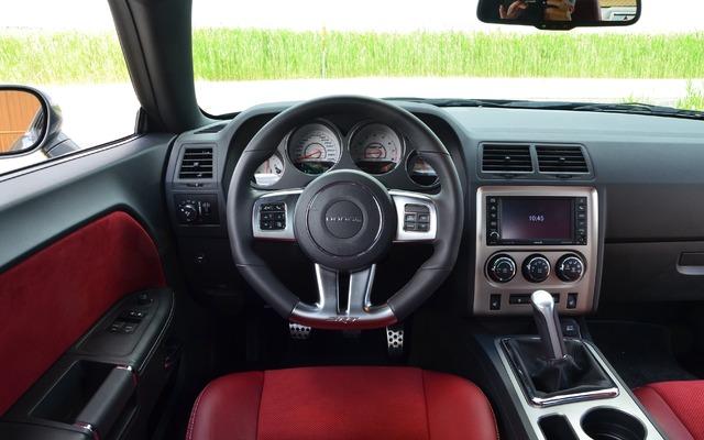 Dodge Challenger 2014 >> Photos Dodge Challenger 2014 - 3/4 - Guide Auto