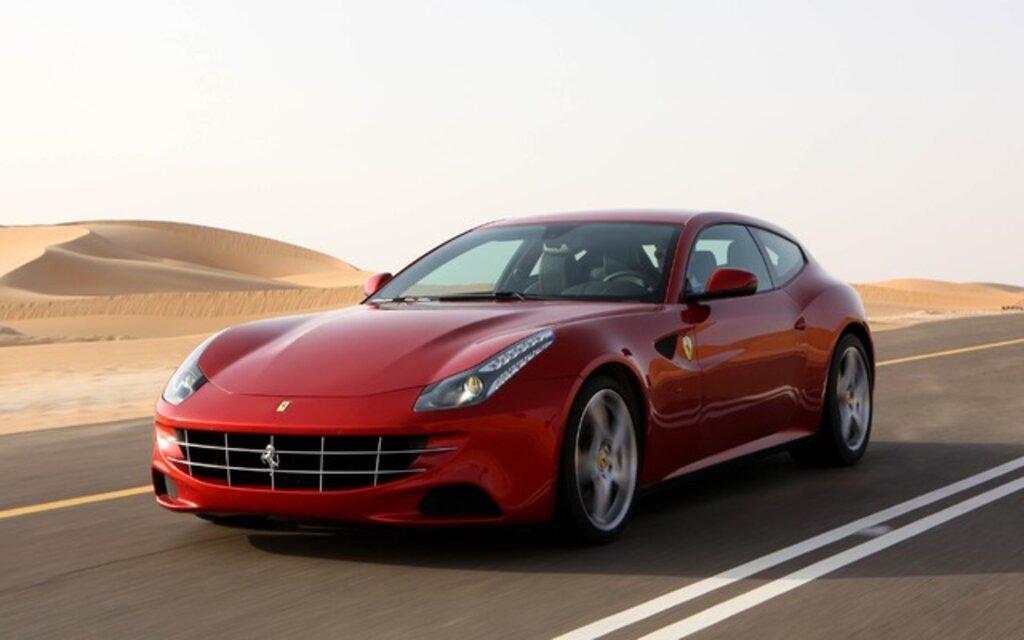 2014 Ferrari Ff Base Specifications The Car Guide