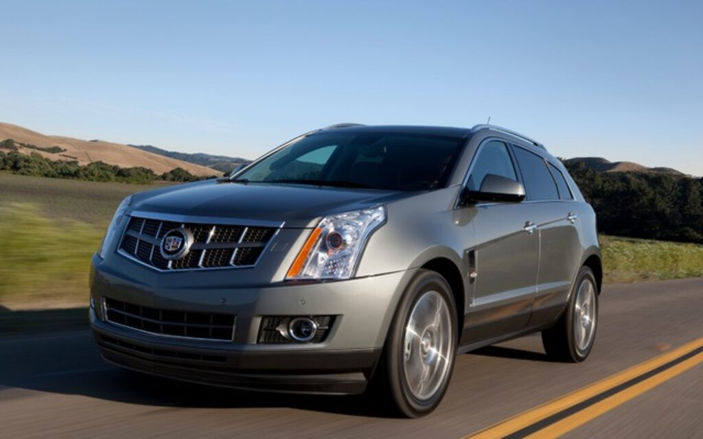 2014 Cadillac Srx News Reviews Picture Galleries And Videos