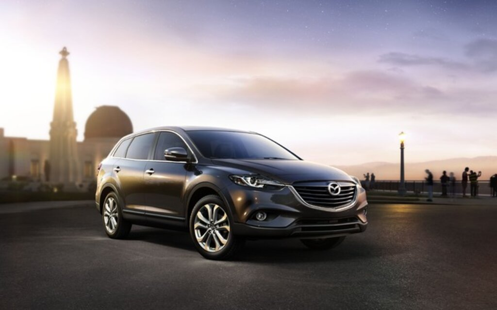 2014 mazda cx 9 news reviews picture galleries and. Black Bedroom Furniture Sets. Home Design Ideas