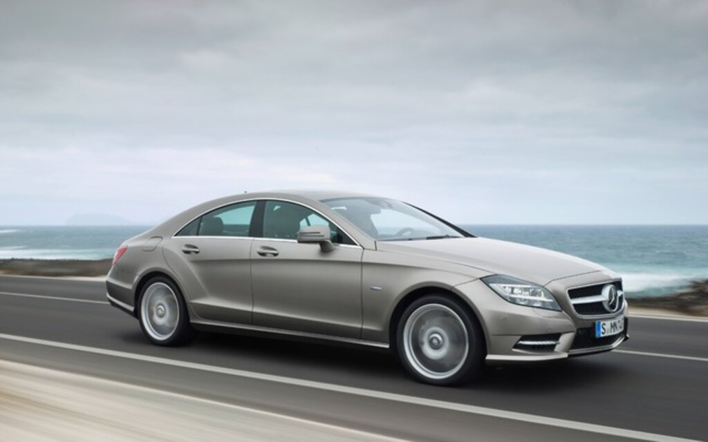 2014 mercedes benz cls class news reviews picture galleries and videos the car guide. Black Bedroom Furniture Sets. Home Design Ideas
