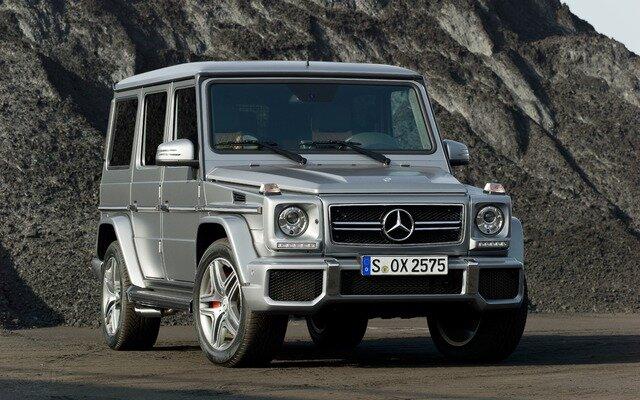 Mercedes-Benz Classe G 2014