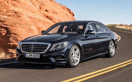 2014 mercedes-benz s-class s550 4matic - price, engine, full
