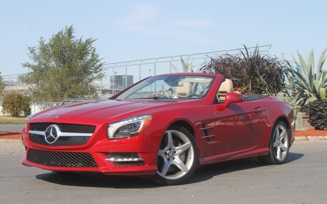 2014 Mercedes Benz SL Class SL550   Price, Engine, Full Technical  Specifications   The Car Guide / Motoring TV