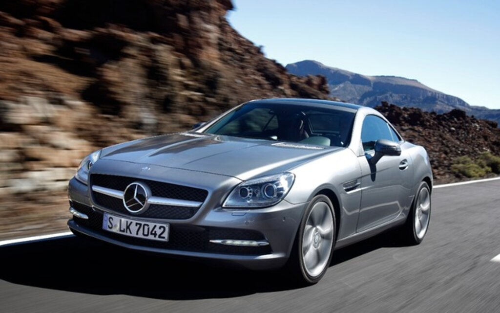 ms benz ca car test drives autos drive mercedes slk