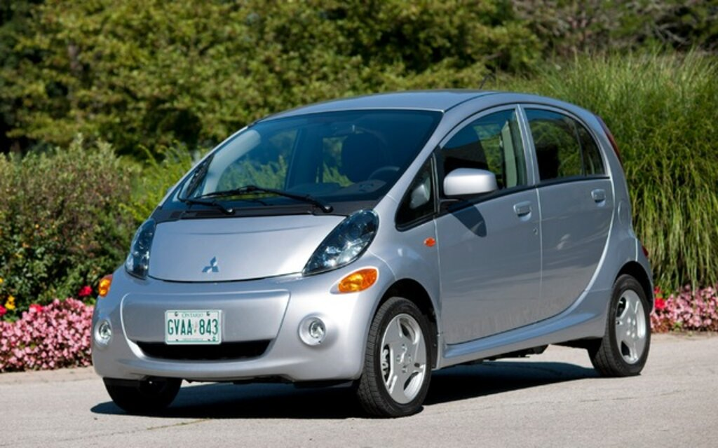 2014 Mitsubishi i-MiEV ES Specifications - The Car Guide