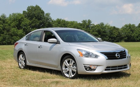 Nissan altima specifications
