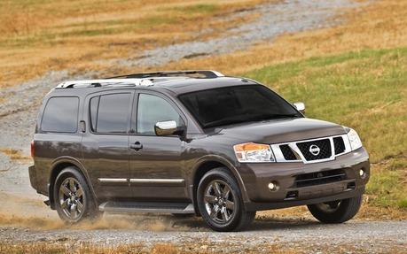 2014 Nissan Armada Platinum 8 Pass Price Engine Full