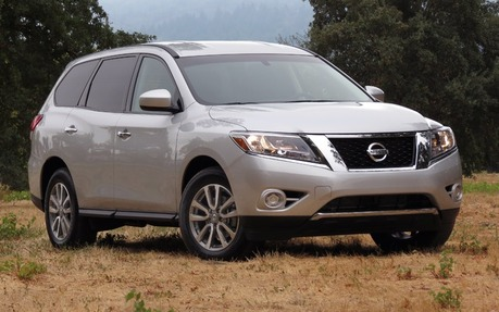 2014 Nissan Pathfinder S 2WD   Price, Engine, Full Technical Specifications    The Car Guide / Motoring TV