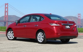 Évaluation Nissan Sentra 2014 - Guide Auto