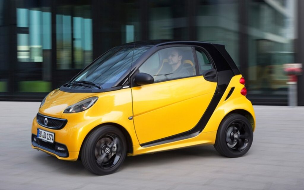 smart fortwo 2014 essais actualit galeries photos et vid os guide auto. Black Bedroom Furniture Sets. Home Design Ideas