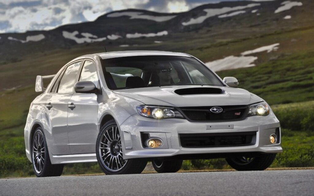 2014 Subaru WRX - News, reviews, picture galleries and videos - The ...