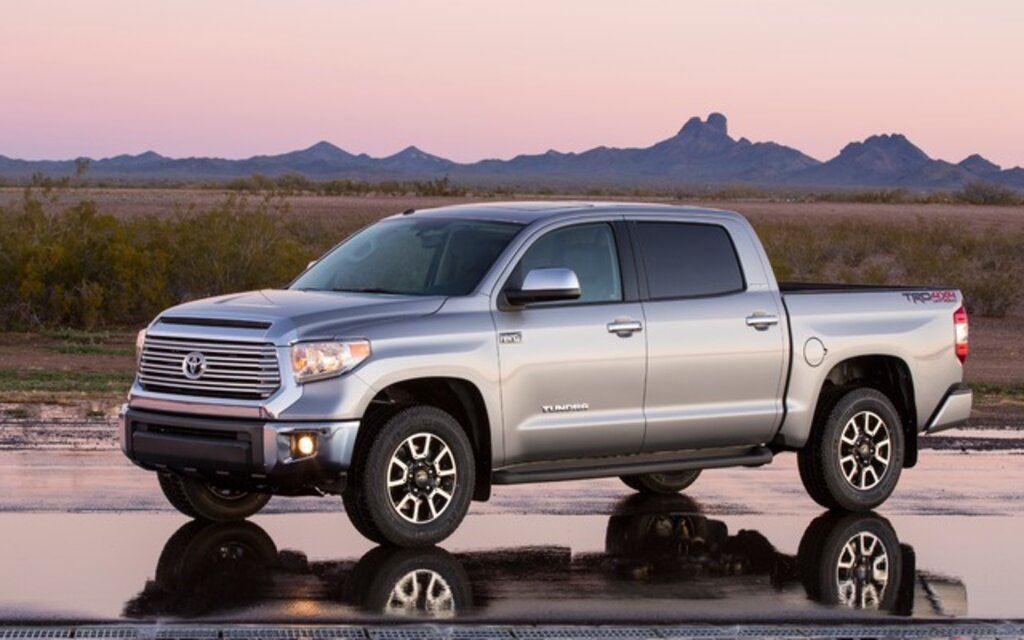 Toyota Tundra. All Photos