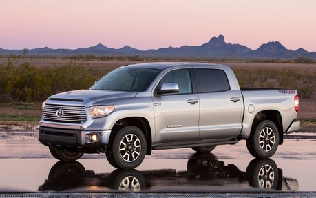 Marvelous 2014 Toyota Tundra 4x2 5.7L Regular Cab   Price, Engine, Full Technical  Specifications   The Car Guide / Motoring TV
