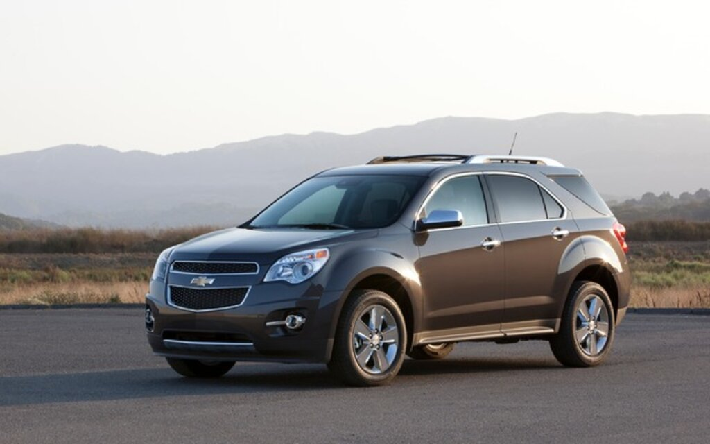 Évaluation Chevrolet Equinox 2014 - Guide Auto