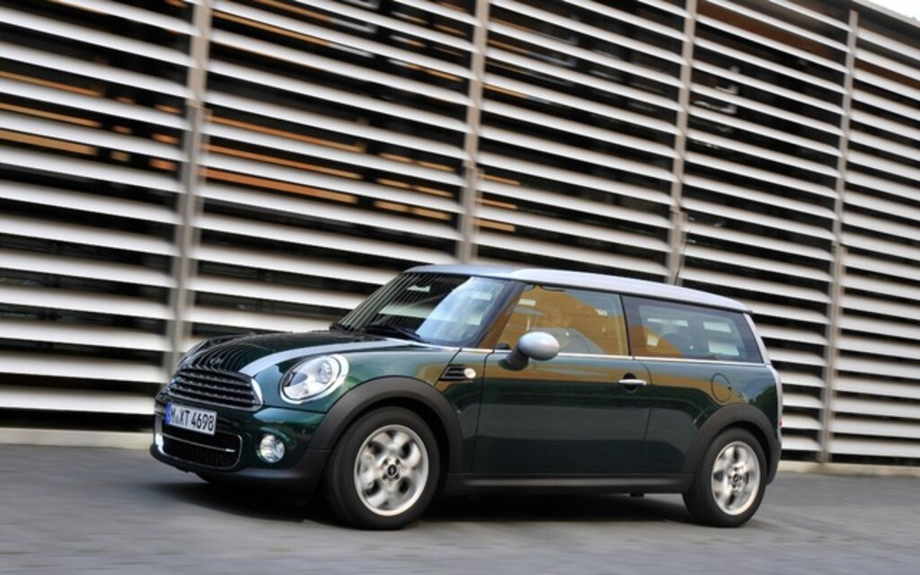 2014 Mini Clubman News Reviews Picture Galleries And Videos