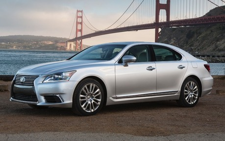 2014 Lexus LS 460   Price, Engine, Full Technical Specifications   The Car  Guide / Motoring TV