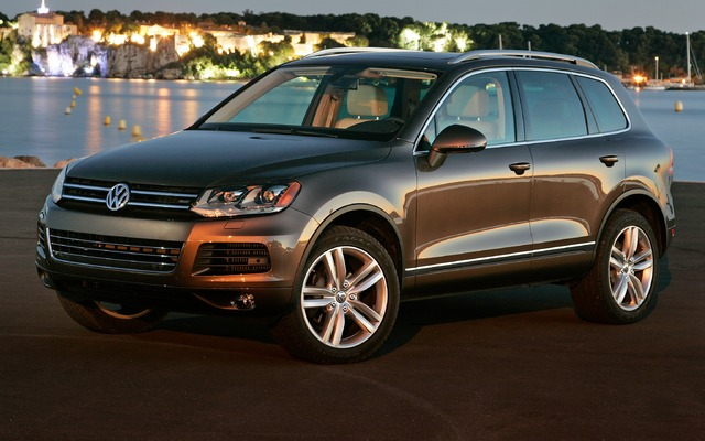 2014 Volkswagen Touareg News Reviews Picture Galleries And Videos The Car Guide