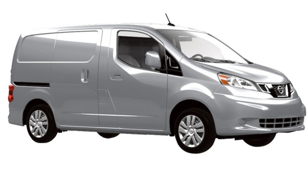 nissan nv200 2014 essais actualit galeries photos et vid os guide auto. Black Bedroom Furniture Sets. Home Design Ideas