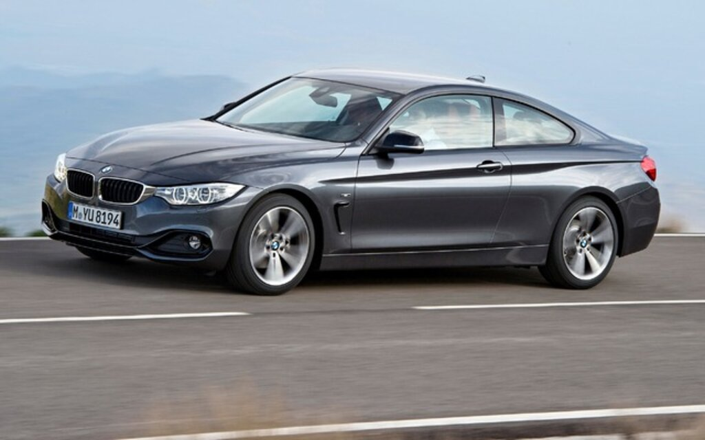 2014 Bmw 4 Series 428i Coupe Specifications The Car Guide