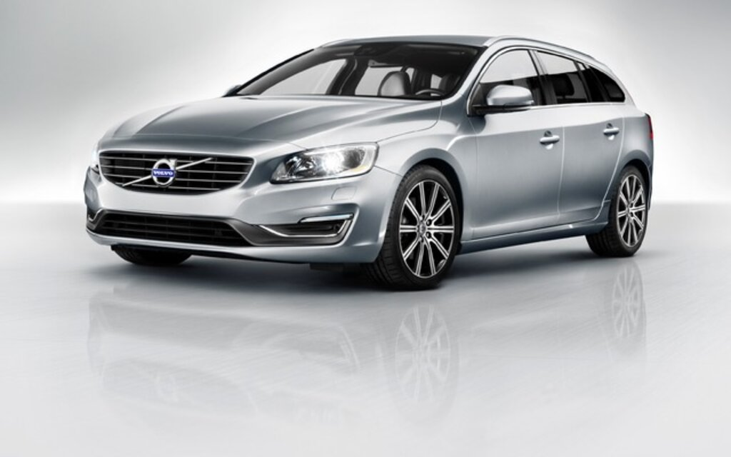 2014 Volvo V60 T5 Specifications The Car Guide