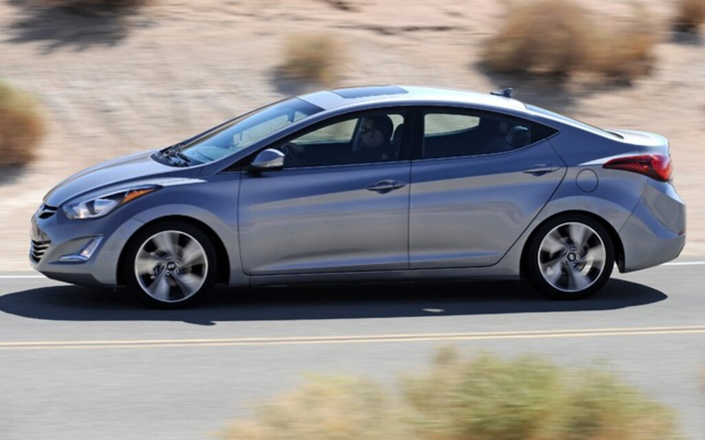 Hyundai Elantra. All Photos