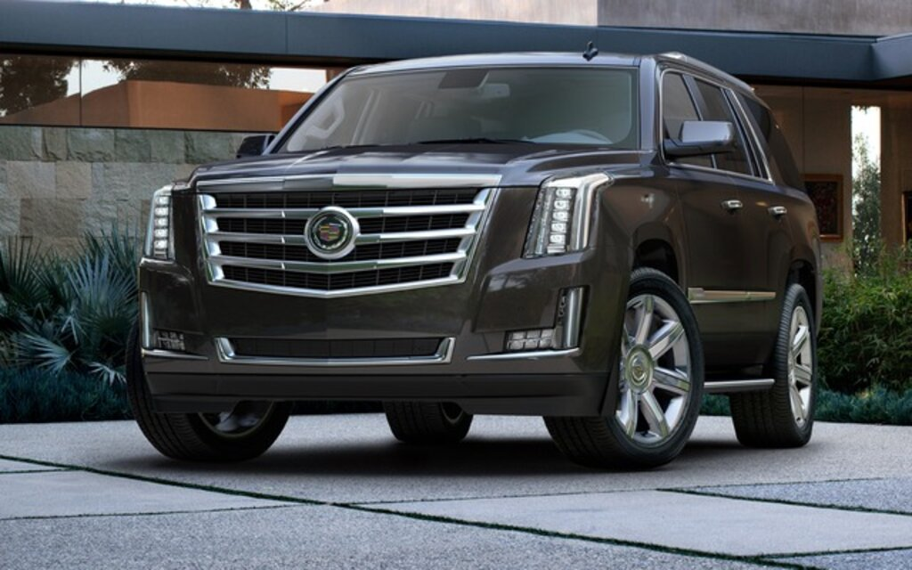 2015 cadillac escalade base specifications the car guide. Black Bedroom Furniture Sets. Home Design Ideas